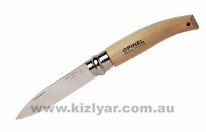 Opinel Outdoor No 8 Drop-point - INOX