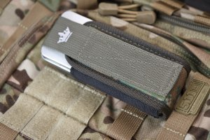 Kizlyar Supreme - MOLLE SMP TDU Green Survival Kit
