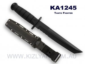 Ka-Bar 1245 Tanto Fighter