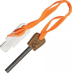 Rough Ryder Fire Steel with Striker, Fire Starter