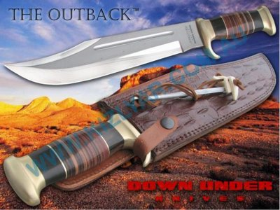Down Under Knives - THE OUTBACK