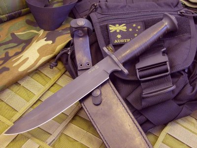 Kizlyar DV-2 (Limited Edition) - Tactical Knife