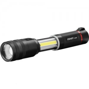 Coast SX300R Rechargeable LED Torch 850 Lumens