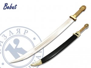 Kizlyar Bebut Short Sword - Double Edge