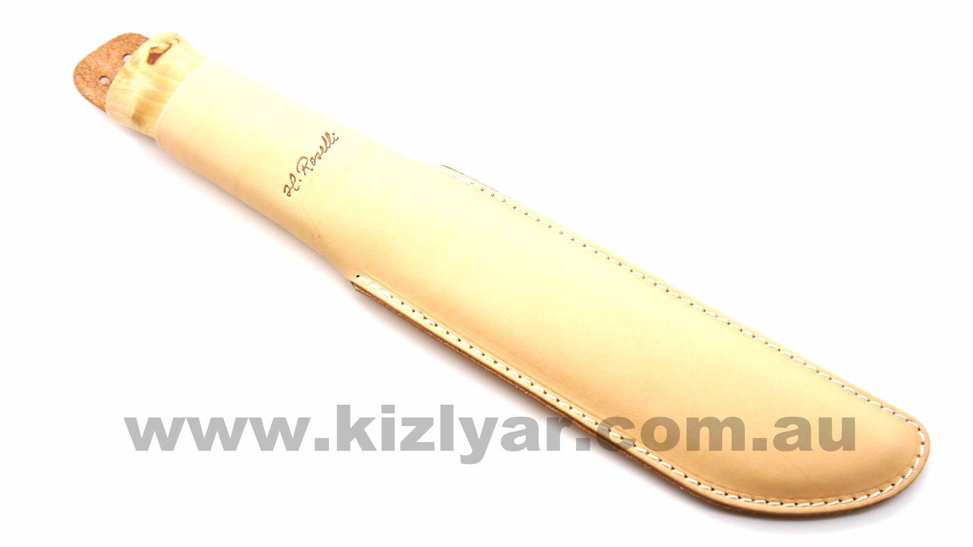 H  Roselli R150 Big Leuku Finnish Hand Made Knife - $195 00