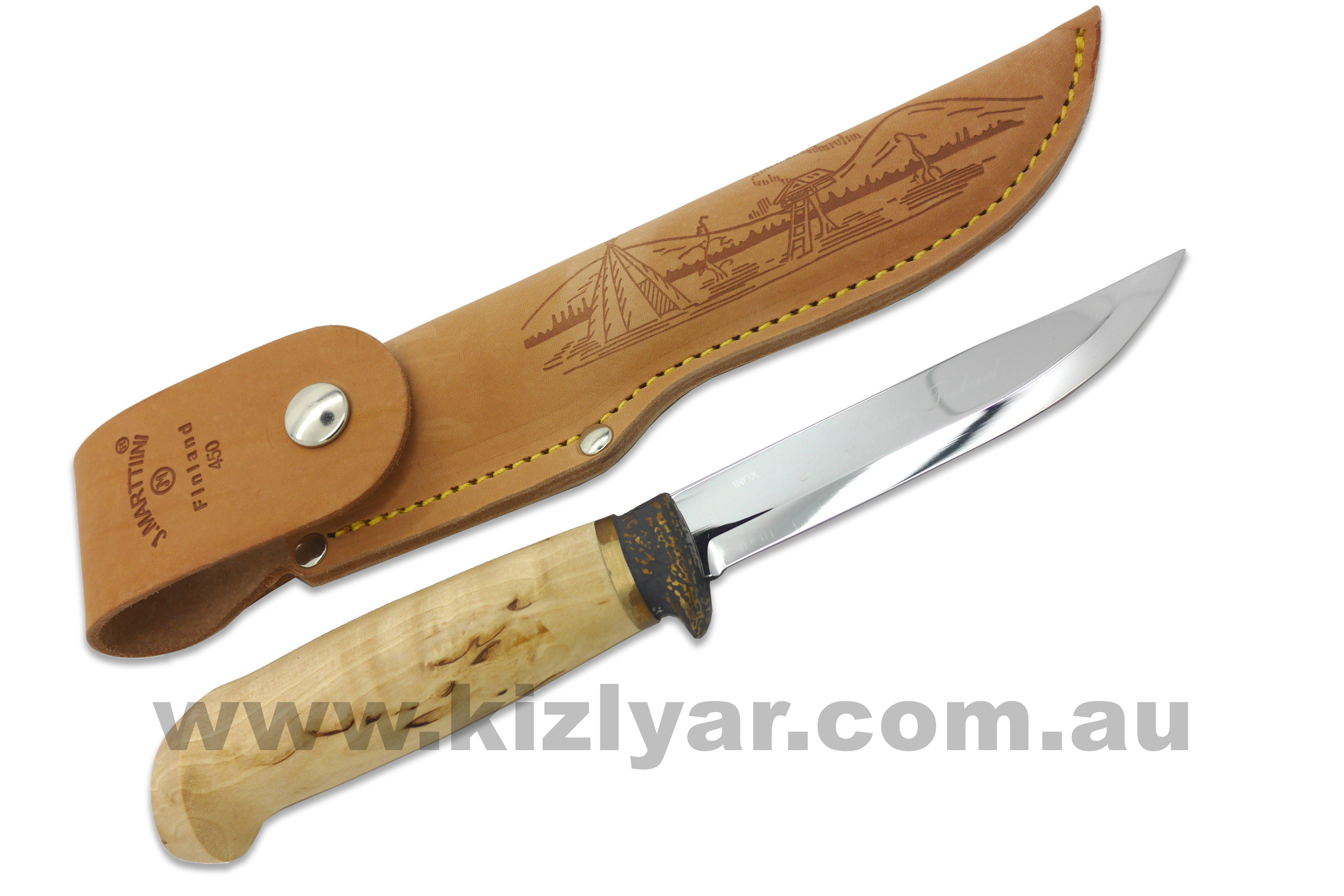 Marttiini Kizlyar Knives Australia, Knives and Outdoor Gear