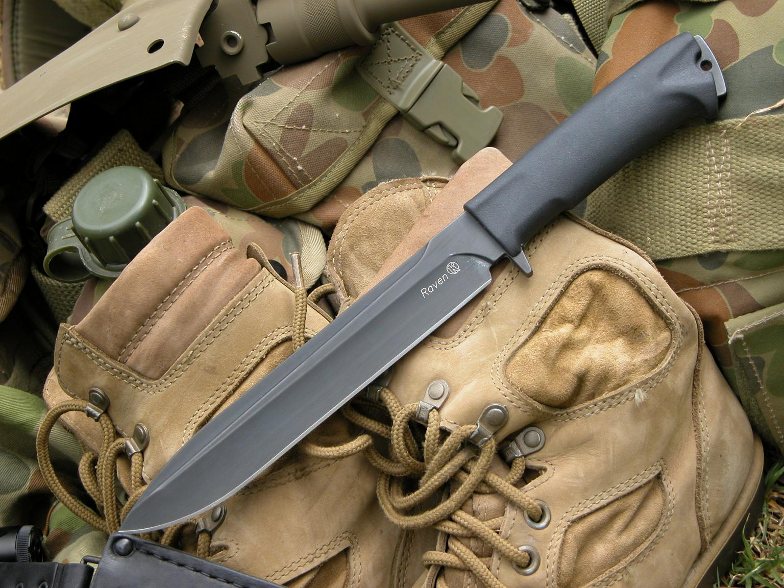 Combat knife special forces of Russia (photo) 32