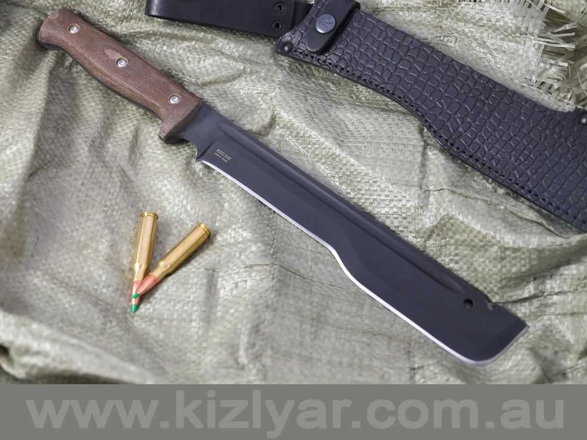 Combat knife special forces of Russia (photo) 98