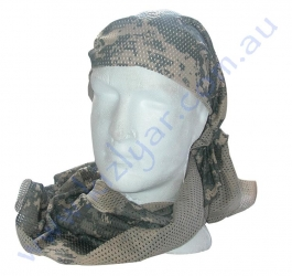 Camouflage Scarf - Military, Hunting and Outdoor