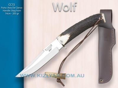 joker wolf cc 72 149 00 kizlyar knives australia knives and