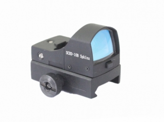 Tac vector - Sphinx SCRD-10, Green Dot reflex sight