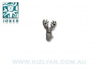 Joker - IZ01 Stag Head Front Pin