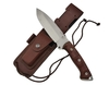 J & V Adventure Knives - Celtibero, Cocobolo Heavy Duty Hunter