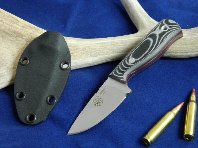 J & V Adventure Knives - Hobbit, Neck knife