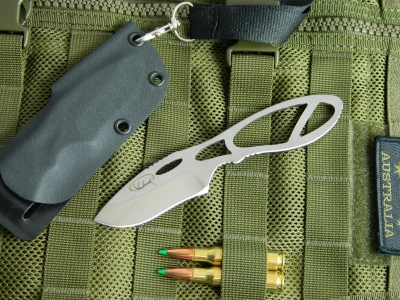J & V Adventure Knives - Arcaza EDC knife