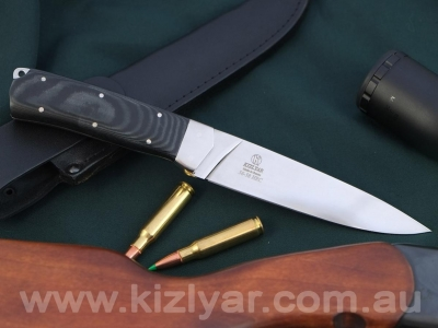 Kizlyar Lis (Micarta Handle)