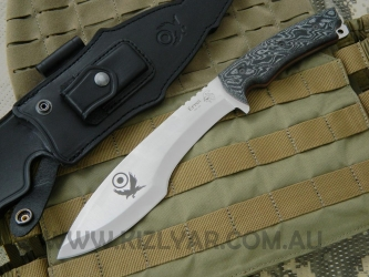 J & V Adventure Knives - Erroi Combat Machete / Outdoor blade