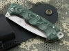 J & V Adventure Knives - Cartago XL Liner lock folding knife