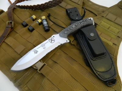J & V Adventure Knives - Boel / Moel