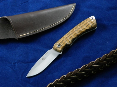 J & V Adventure Knives - Rotor, twin-blade hunting knife