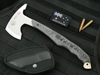 J & V Adventure Knives - Soldier Combative Axe