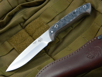 J & V Adventure Knives - Villano, Utility / Hunting knife