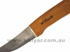 H. Roselli RW200 Wootz UHC Hunting Knife Ultra High Carbon Birch