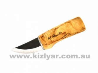 H. Roselli R120 Grandfather's Knife Hand-Made Finnish