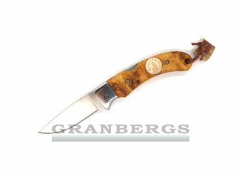 Karesuando 3616 Nallo Folding Knife Nature