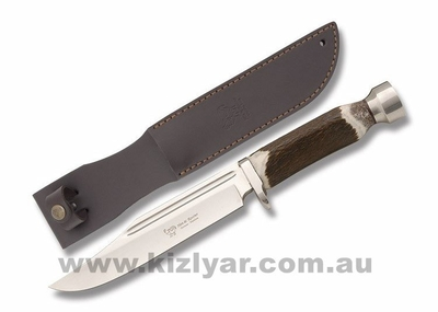 Hen & Rooster HR5017 Bowie Stag Handle