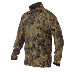 Sasta Hirvas Camo Jacket XXL - Ground Forest Green
