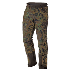 Sasta Hirvas Camo Trousers SIZE 52 - Ground Forest Green