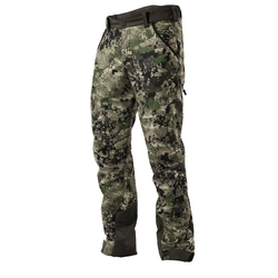 Sasta Peura Camo Trousers SIZE 52 - Ground Forest Green