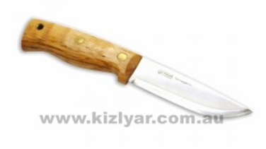 Helle Temagami No.300 Fixed Blade Knife