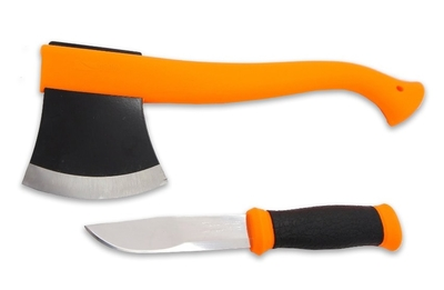 Morakniv Combi 2001 Outdoor Axe and Knife Set