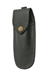Leather Razor Pouch - Black DM660800