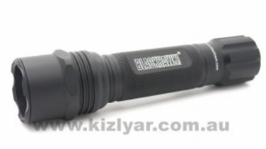Blackhawk Night-Ops Duo PXL-6 Black Flashlight 65/9 Lumens