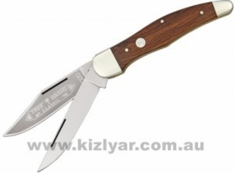Boker Folding Knife Rosewood Handle BO2020