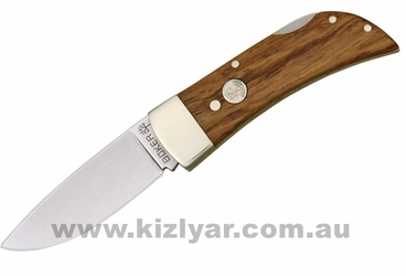 Boker Lockback Knife Rosewood Handle BO1004