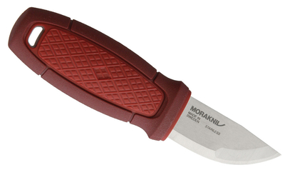 Morakniv Eldris Neck Knife Red