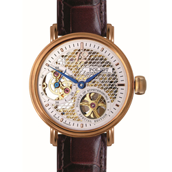 Poljot International Nights Of St Petersburg II Rose Gold Plated