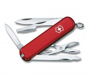 Victorinox Executive, Small pocket knife, Red