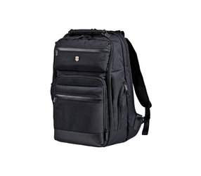 Victorinox Urban Rath Slim Backpack Black 602836