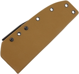 Kydex Sheath Kit (DIY) Tan - Suits 100-120 mm blade knives