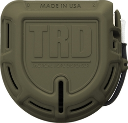 Atwood Rope Mfg Tactical Rope Dispenser OD Green
