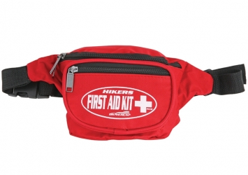 Elite First Aid Kit Hiker Fanny Pack FA130
