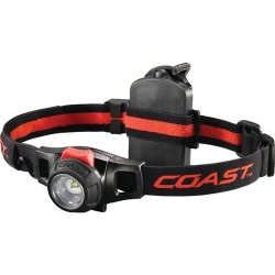 Coast HL7R Rechargeable LED Headlamp 240 Lumens 3xNiMH
