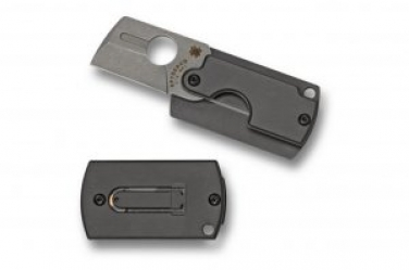 Spyderco Dog Tag Slip Joint Gen 4