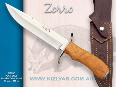 Joker Zorro / CO-36