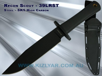 Cold Steel 39LRST - Recon Scout